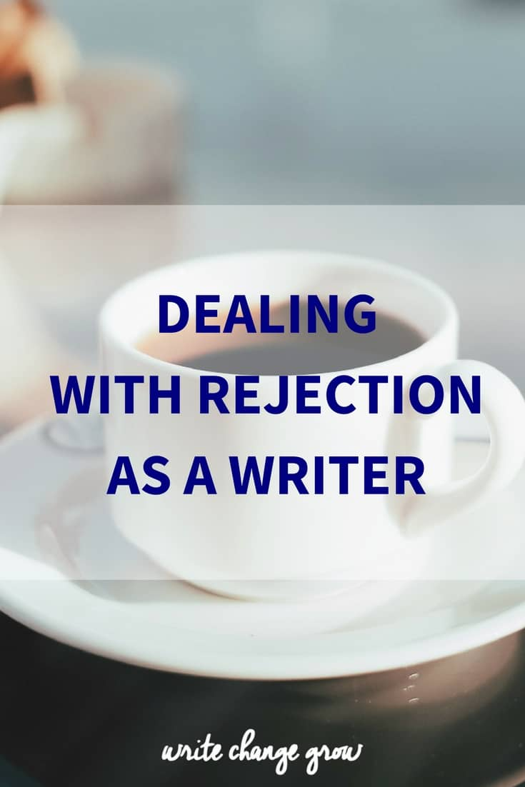 Dealing with Rejection as a Writer