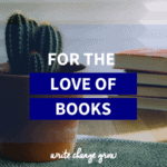 What can I say - I love books. Read For the Love of Books.