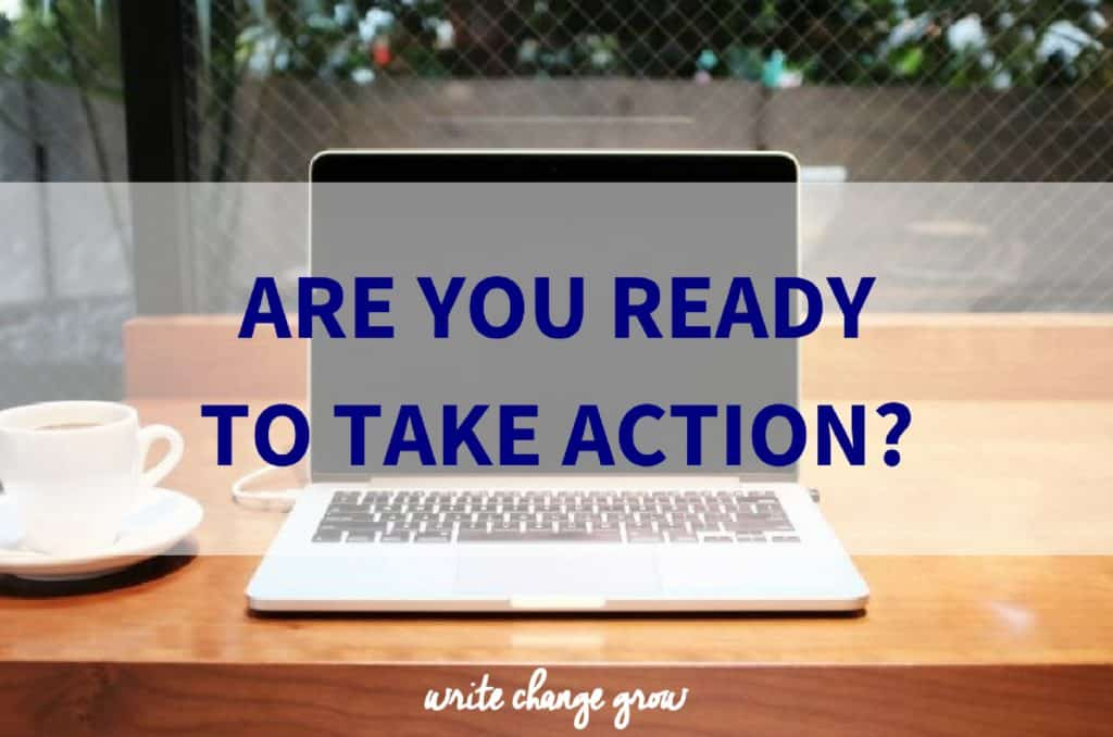 Are you ready to take action?