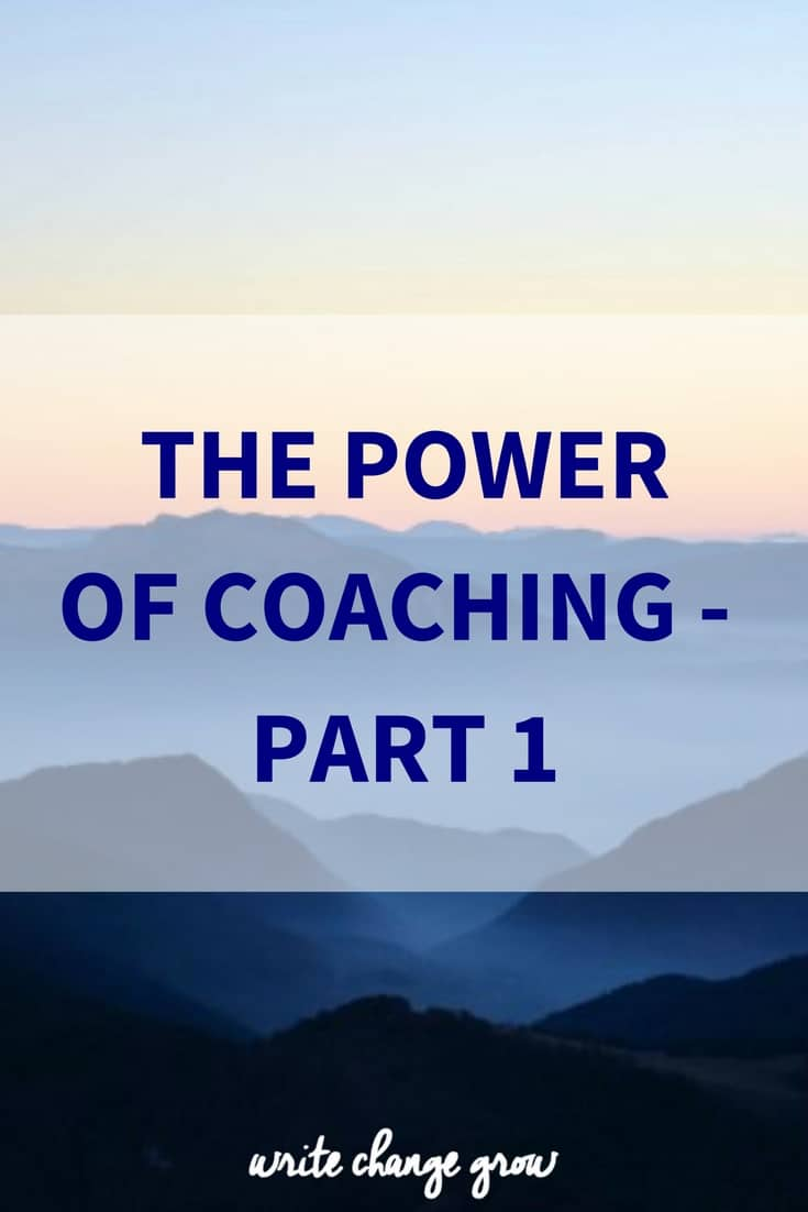 Discover the power of coaching for yourself.