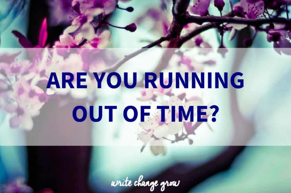 Are You Racing Against a Ticking Clock?