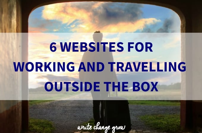 6 Websites for Working and Travelling Outside the Box