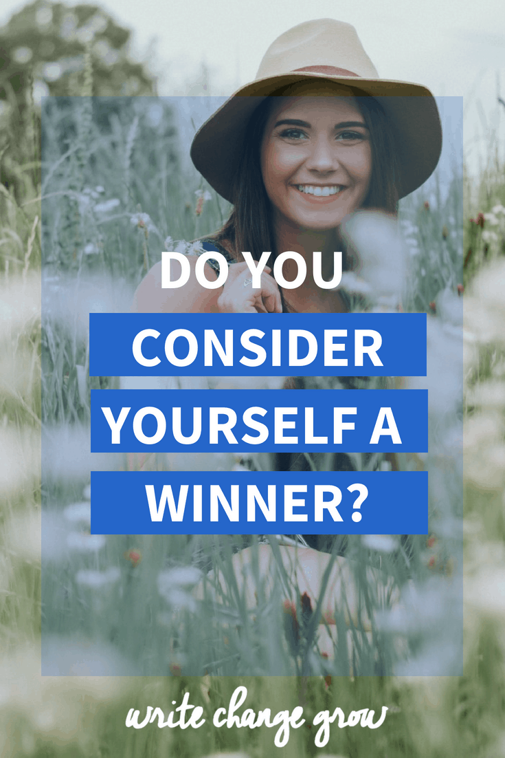 Winner. Loser. Success. Failure. All words that bring on strong emotions. Read the post - Do you consider yourself a winner?
