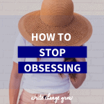 Stop worrying so much. Make procrastination work in your favor. Read how to stop obsessing.