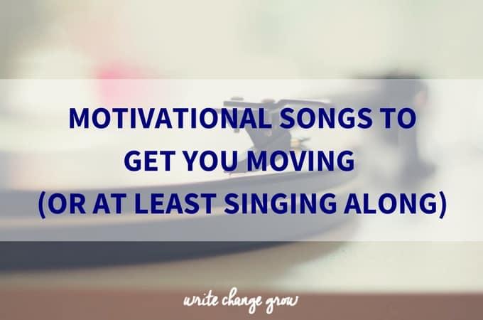 Motivational Songs