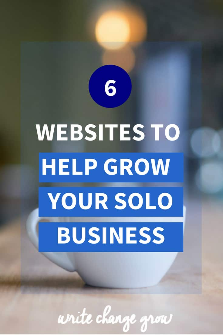 6 Websites to Help Grow Your Solo Business