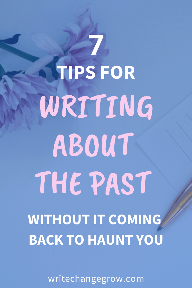 writing about the past