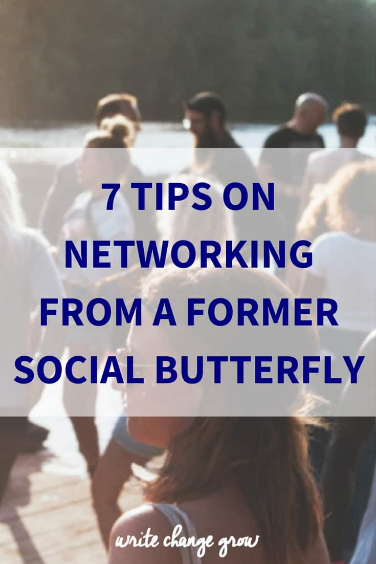 7 Networking tips