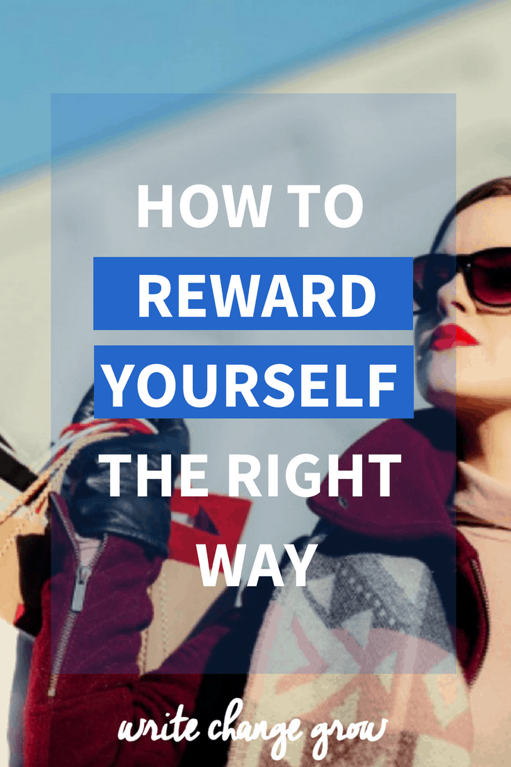 Rewards are a great way to motivate yourself if used in the right way. Read How to Reward Yourself the Right Way.
