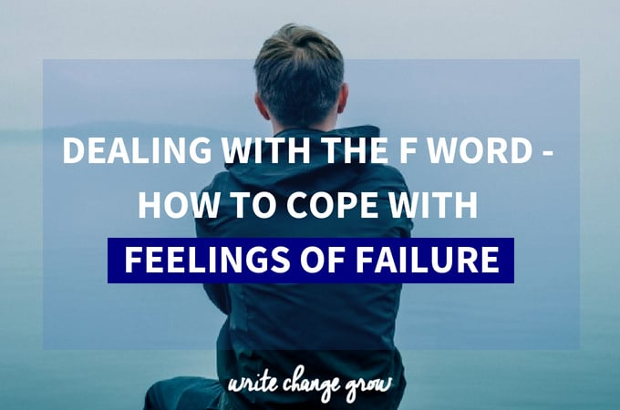 Feel like a failure? Struggling with feelings of failure? You need to read this post.