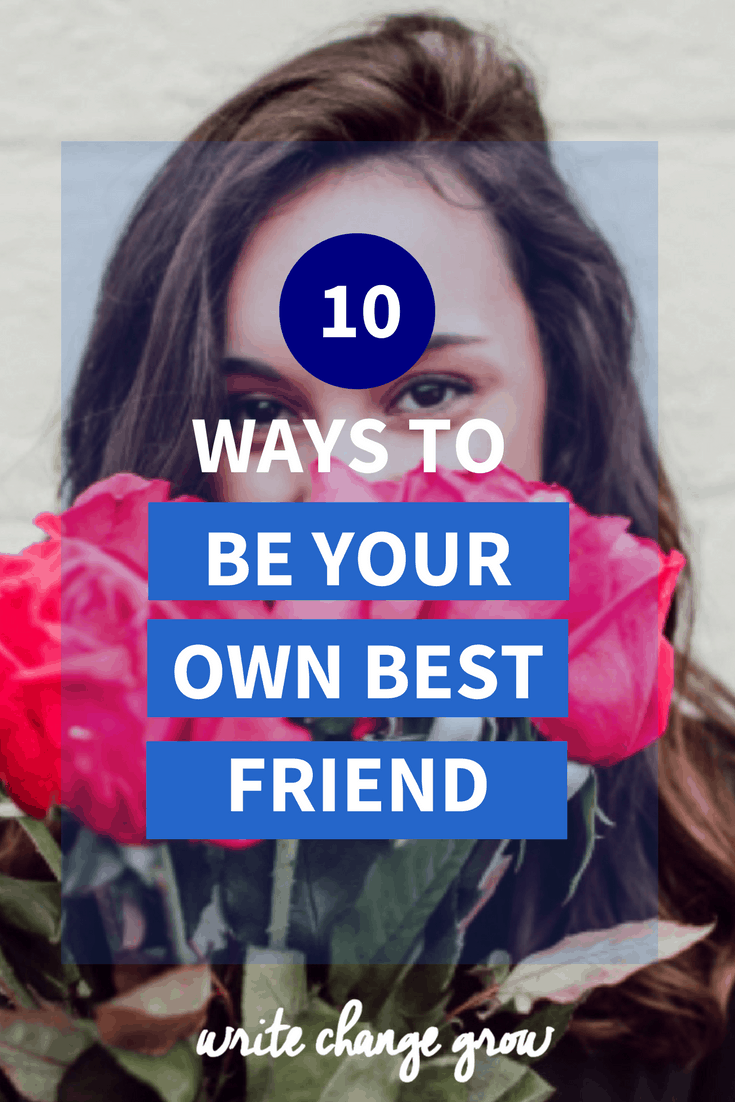 We love, cherish and respect our best friends. Yet we often don't treat ourselves with the same care and respect. Being your own best friend helps you be at peace with yourself. Read the full article on 10 ways to be your own best friend.
