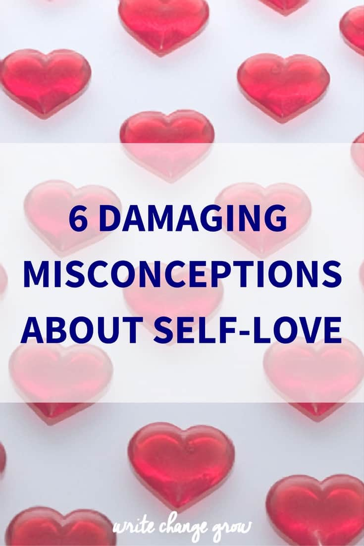 Six mindsets that might be holding you back when it comes to self-love.