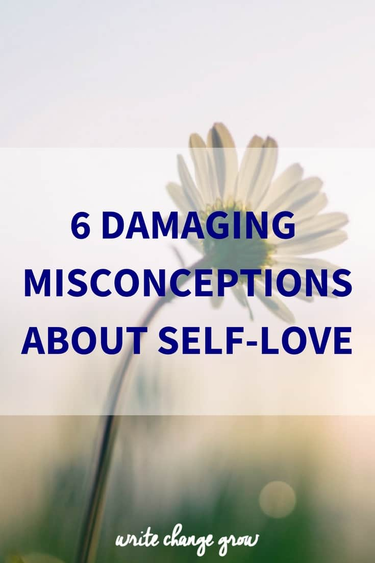 6 reasons you might struggle with self-love.