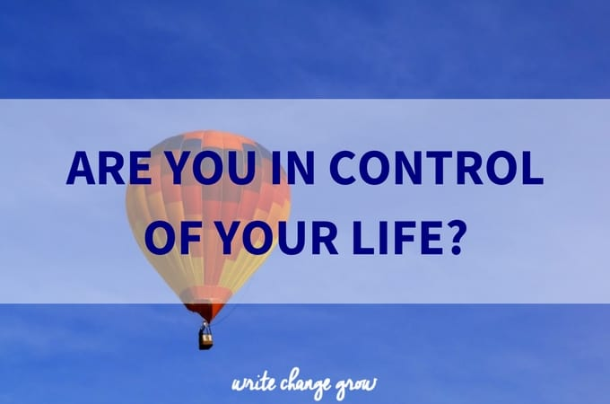 Are You in Control of Your Life?