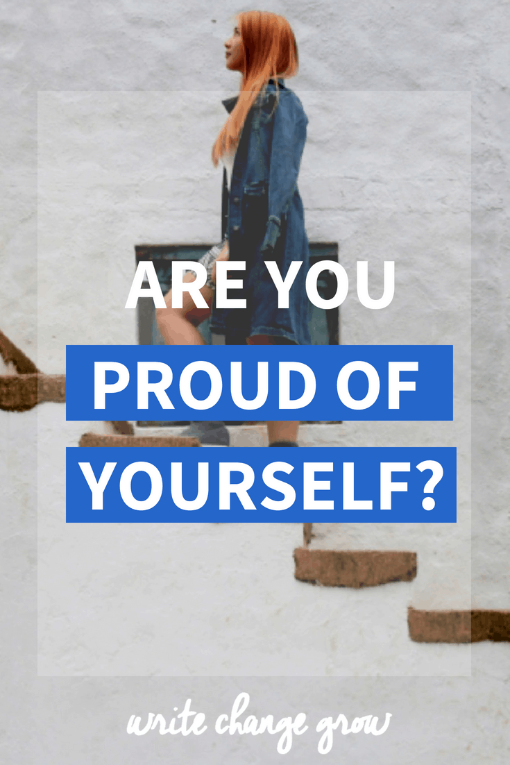 Sometimes we are far too hard on ourselves and overlook our own achievements. Often we want someone to tell us they are proud of us but fail to be proud of ourselves. Read Are You Proud of Yourself?