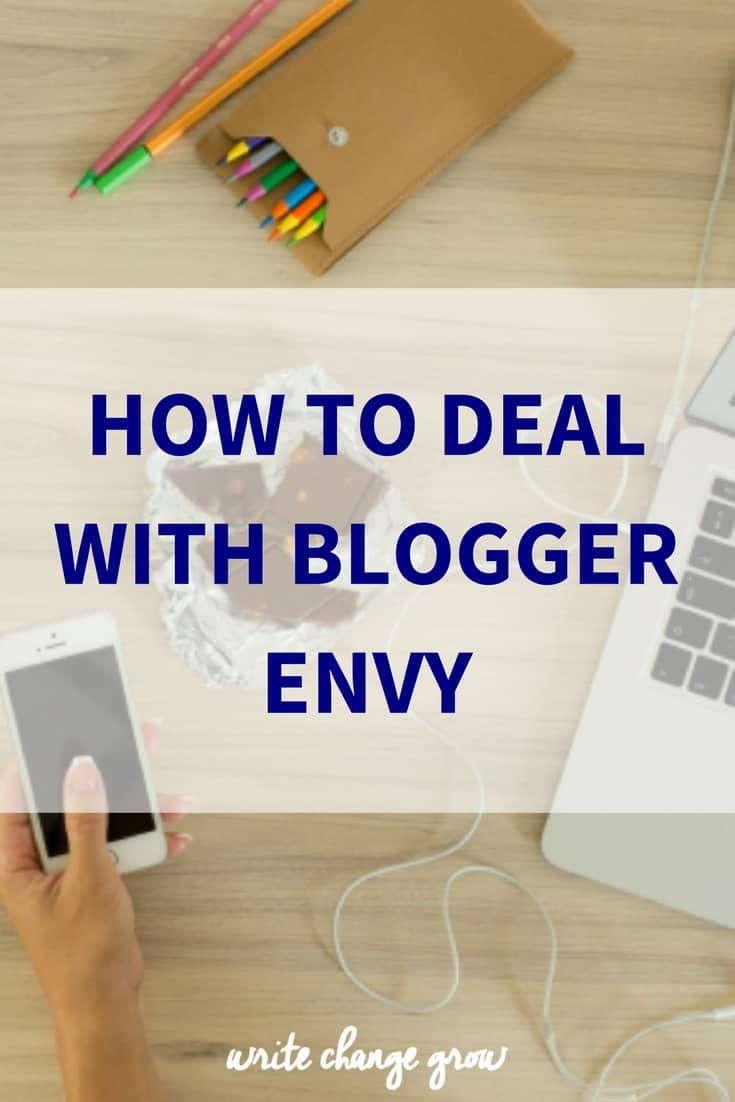 Feeling envious of someone's blog and the lifestyle their blog provides - this post will help.