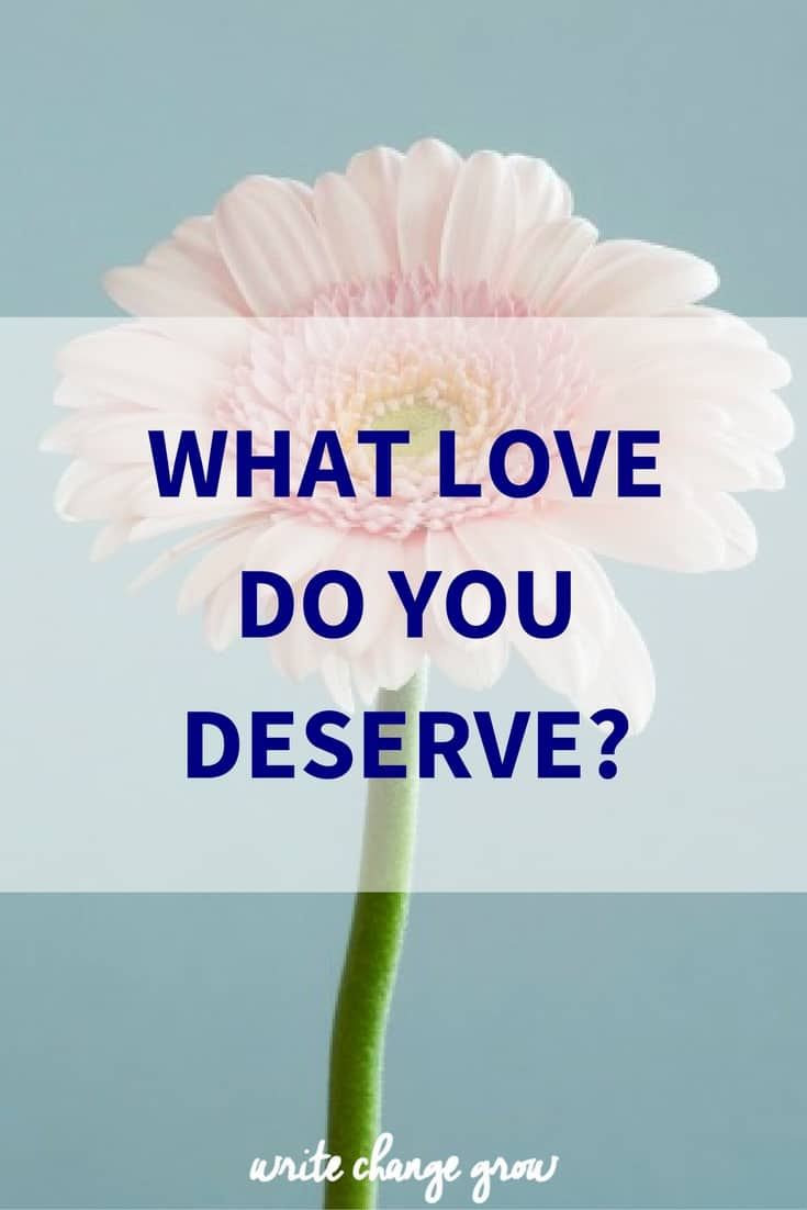 Are you settling for less than you deserve?