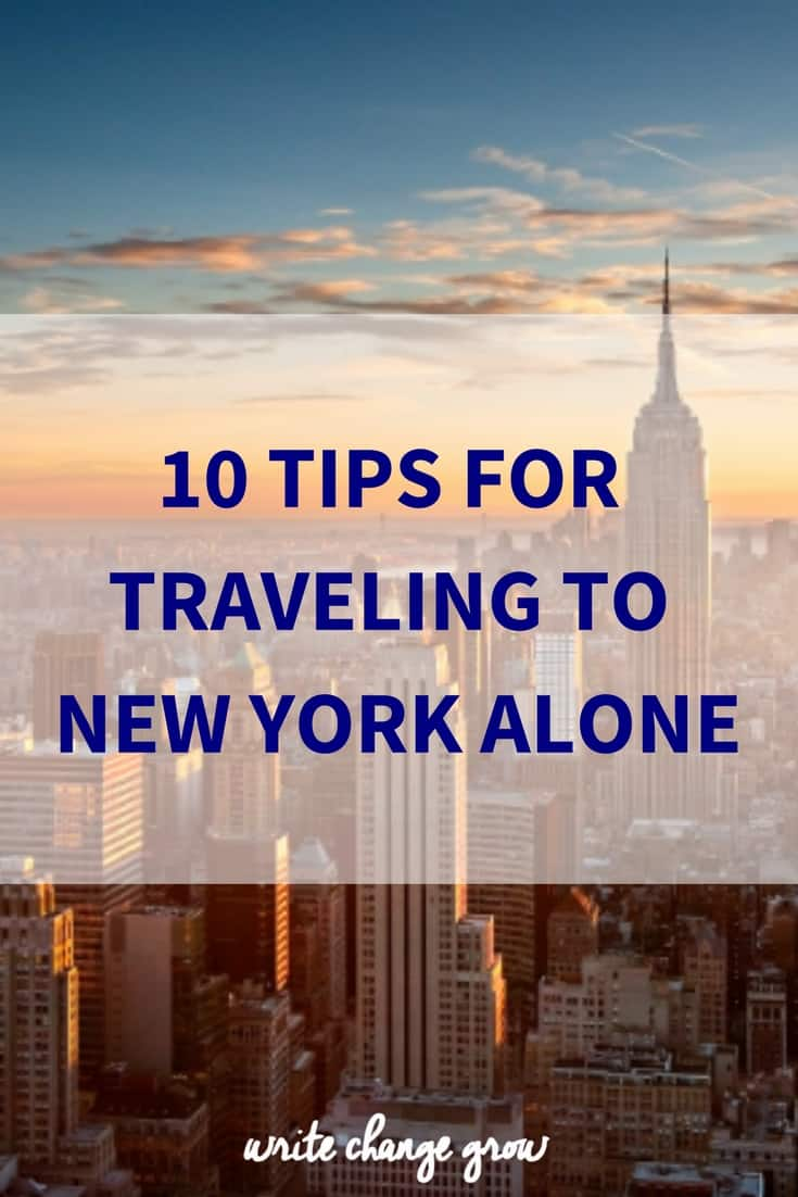 how to go travelling alone