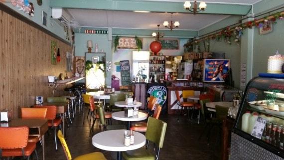 Beauty and Joy - retro cafe