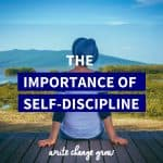 Read The Importance of Self-Discipline