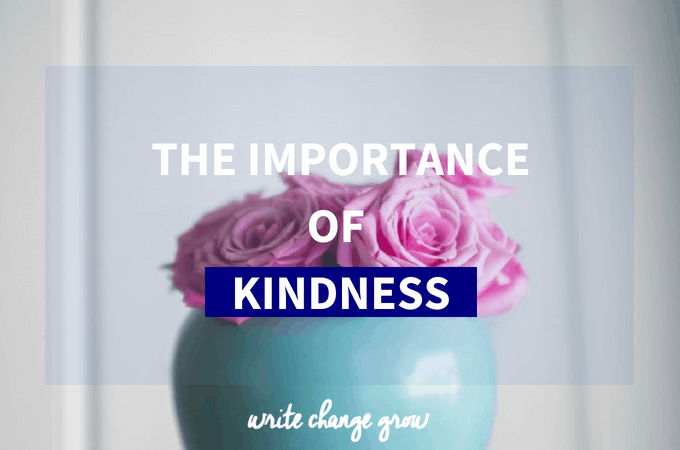 The world would be a better place if we were all kinder to each other. Be kind. Always.