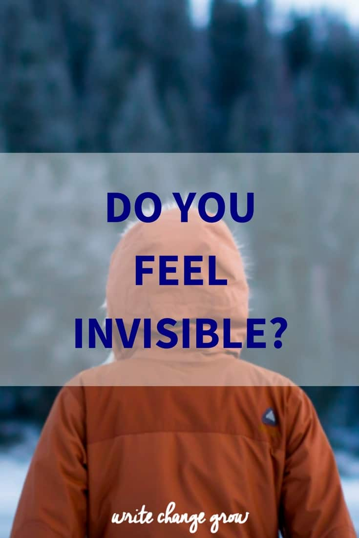 Do You Feel Invisible?