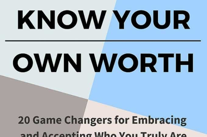 Know Your Own Worth eBook
