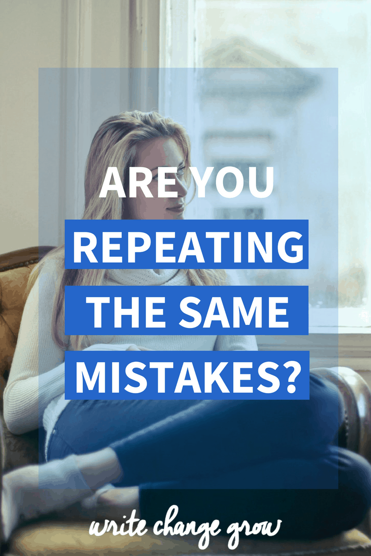 Are you repeating the same mistakes? Do you keep making the same mistake over and over again? Let's look at the top 10 reasons we repeat the same mistakes and how we can turn our behavior around.