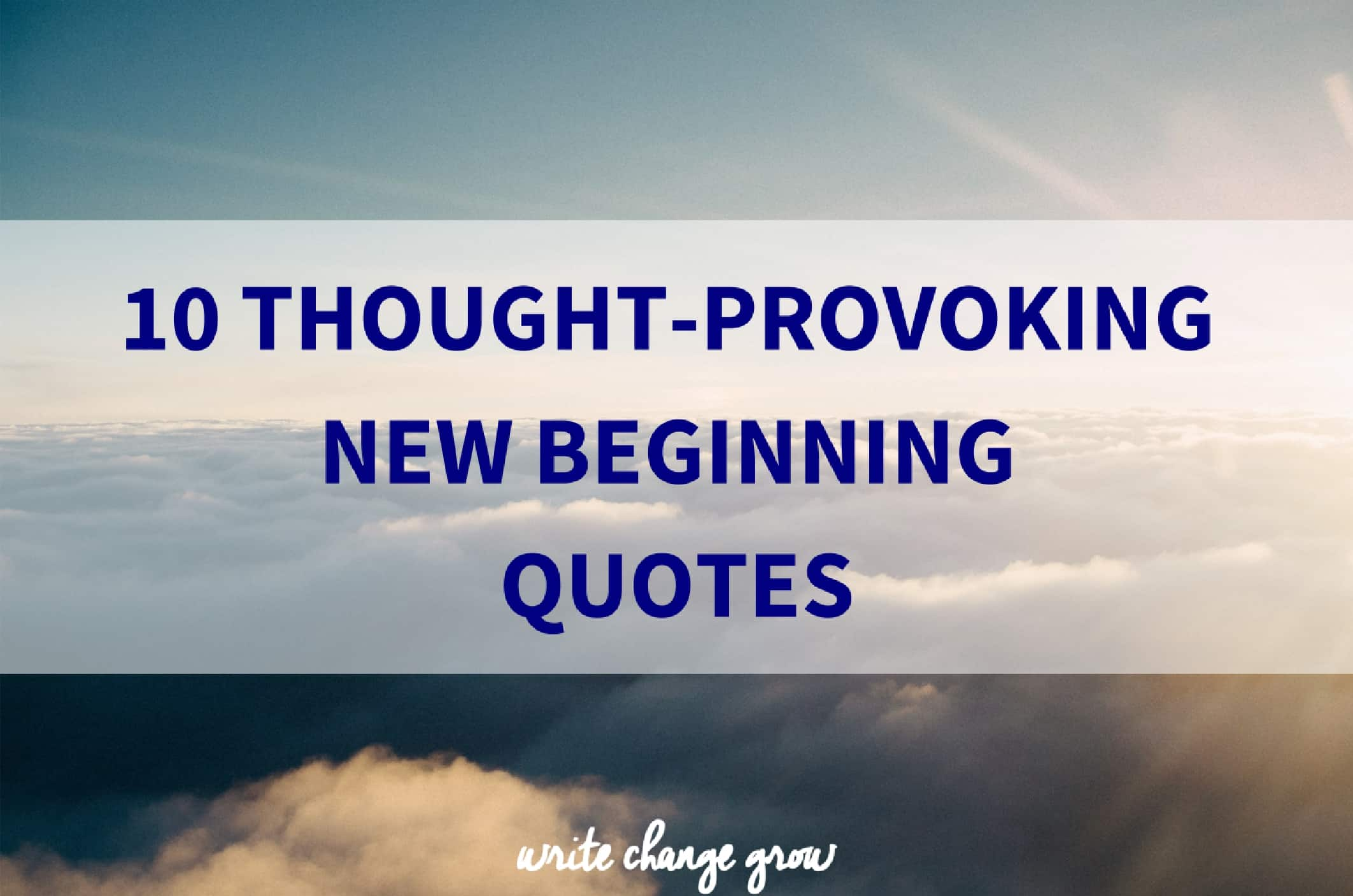 Quotes New Beginnings New Beginning October Quote  The Best Collection Of Quotes