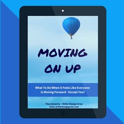 INTRODUCING MY NEW EBOOK: MOVING ON UP
