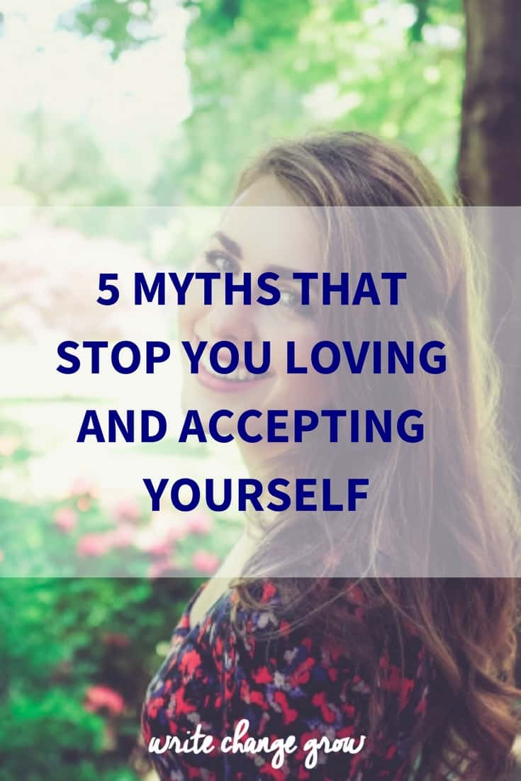 Can you relate to any of these reasons for not loving and accepting yourself?