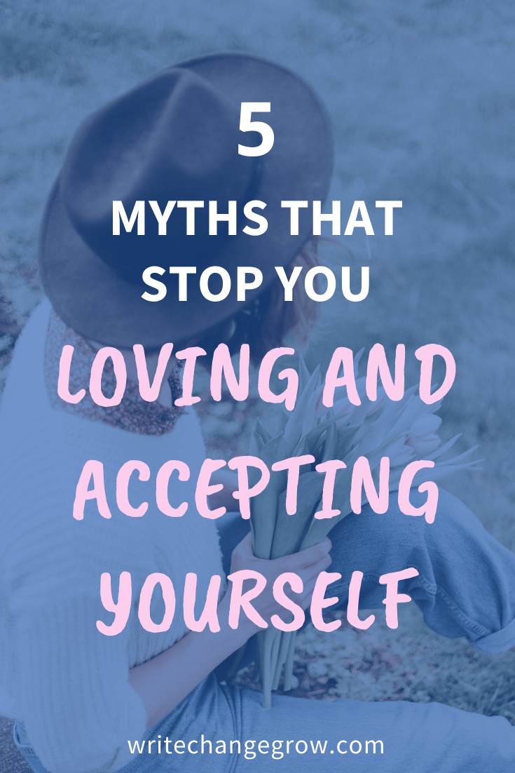 love and accept yourself