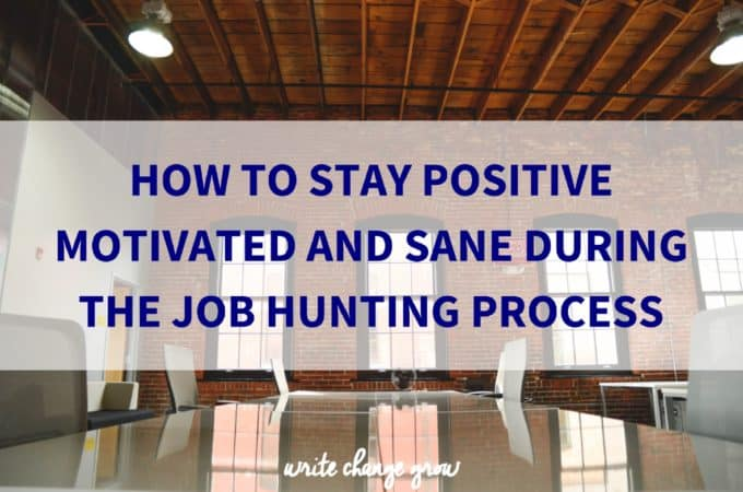 Job hunting can be a frustrating. Read the post, to help make the process a little bit easier.