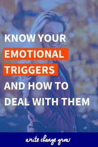 Do you know your emotional triggers? Know your trigger words and how to deal with them.