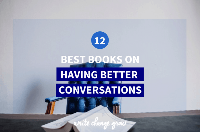 12 Best Books on Having Better Conversations